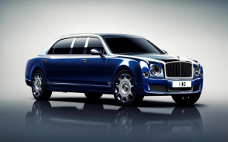 Bentley Mulsanne Grand Limousine 2016