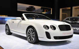 Bentley Continental Supersports | Бентли Континенталь Суперспорт