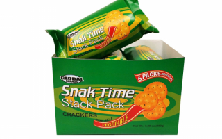 Snak Time Crackers